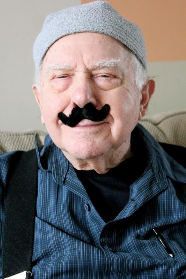 Grandpa Cromly